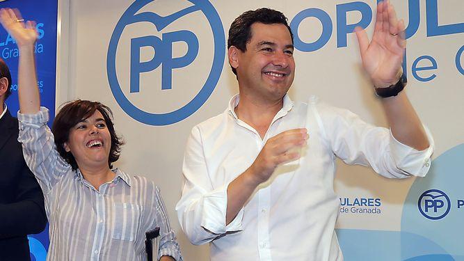 Los flamencos tortazos entre sorayistas y pablistas en una caseta sevillana del PP