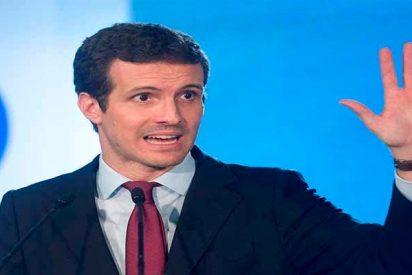 Pablo Casado impulsa al PP y sería presidente del Gobierno apoyado por Albert Rivera si se celebran ahora elecciones