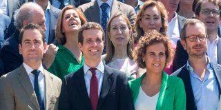 Pablo Casado revoluciona el PP: Teodoro García Egea secretario general y Dolors Montserrat portavoz en el Congreso