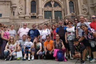 Camino de Santiago con presos de la cárcel de Navalcarnero y voluntarios: días de fraternidad, esperanza e igualdad