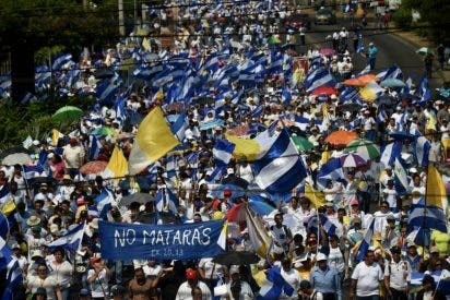 """Manuel Estrada, misionero español en Nicaragua: """"Sigan rezando por nosotros"""""""
