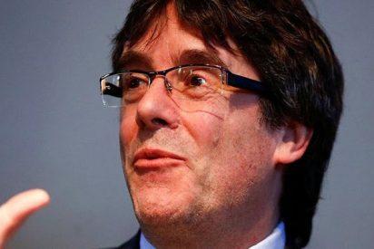 Puigdemont lanza un órdago a Sánchez tras volver a Bruselas