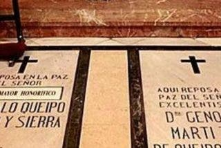 Un comité técnico decidirá si retira los restos de Queipo de Llano de La Macarena