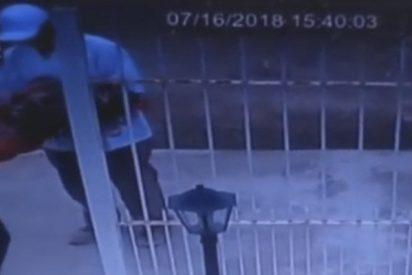 La madre de un jugador de la selección de Brasil es raptada violentamente en la puerta de su casa