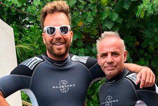 Raúl Prieto y Joaquín Torres, como dos tortolitos en Honk Kong y las Maldivas