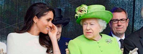¿Sabes cuál es la comida favorita de Meghan Markle prohibida por la reina Isabel?