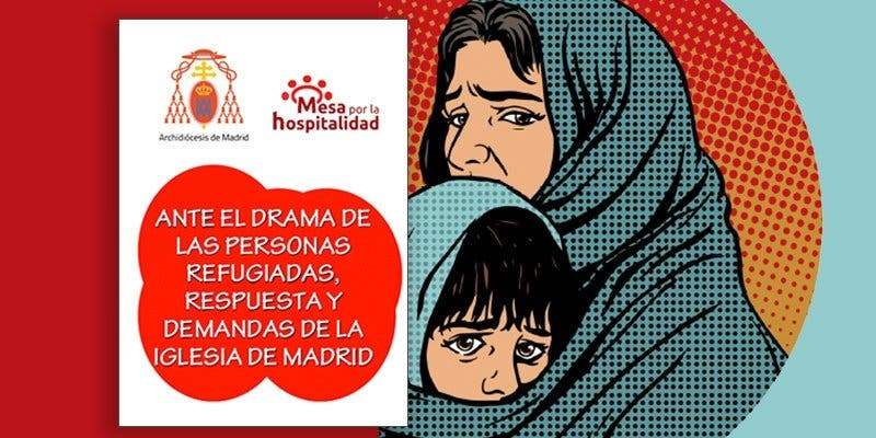 Las parroquias de Madrid se movilizan para acoger a inmigrantes y refugiados
