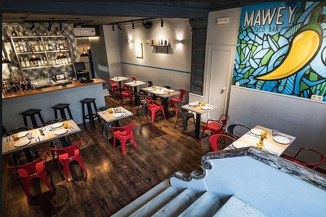 Mawey, la taquería moderna llega a Madrid para que disfrutes de 'tacos con sello propio'