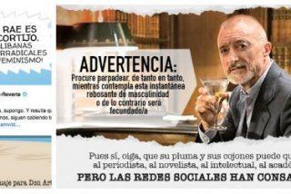 """El Jueves insulta a Pérez-Reverte y la revista se lleva un buen revolcón: """"¡Sois un panfleto, gilipollas!"""""""