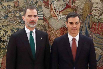 Pedro Sánchez tiende una 'trampa franquista' a la Corona y el Rey Felipe VI estalla y responde