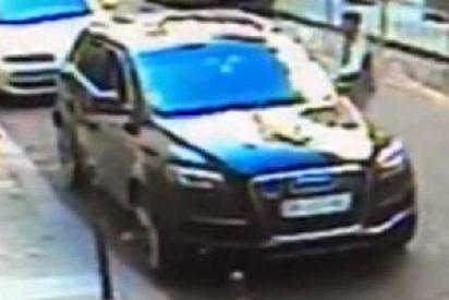 Así robaron a lo 'GTA' el coche de un agregado israelí con documentos clasificados en su interior