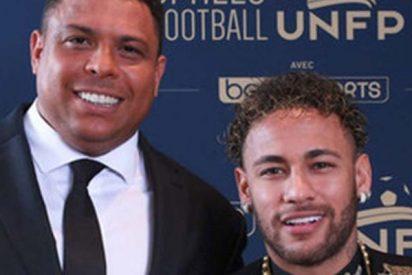 Ronaldo da la cara por Neymar y critica a los árbitros del Mundial