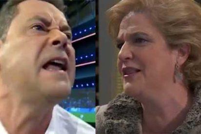 """""""¿Alguien es capaz de hallar alguna diferencia entre Tomás Roncero y Pilar Rahola? ¡Pero si se parecen hasta físicamente!"""""""