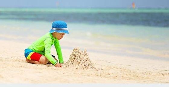 Todo lo que debes saber sobre la protección solar para niños