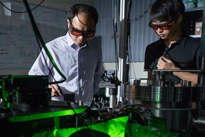 Este es el rotor más rápido construido por el hombre en la historia, y podría ayudar a estudiar la mecánica cuántica