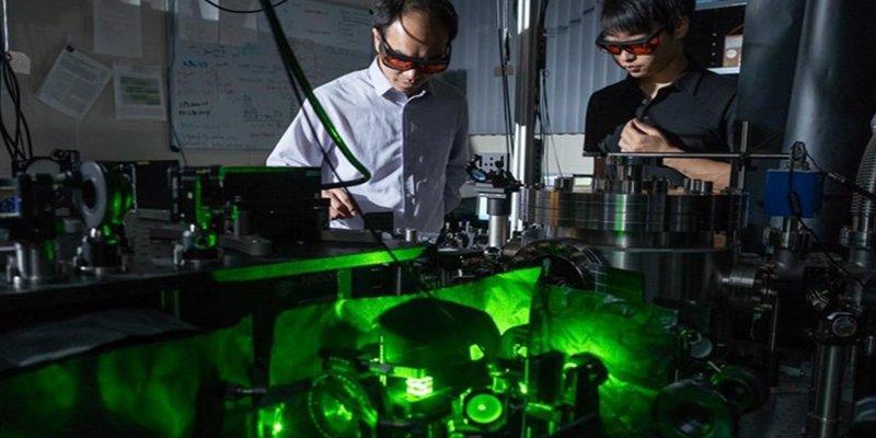 Así es el rotor más rápido del mundo para estudiar la mecánica cuántica