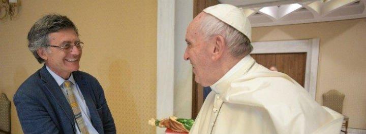 El Papa nombra, por primera vez en la historia, a un laico como Prefecto de un dicasterio romano
