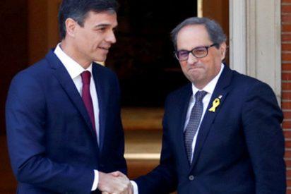 Sánchez, el presidente que nunca ha ganado unas elecciones, tiende la mano a los independentistas