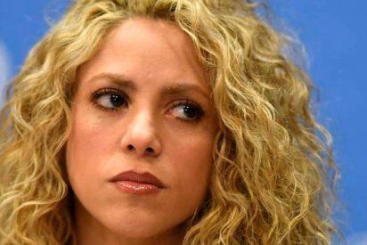 ¡Gran susto!: El avión privado de Shakira sufrió una fallo técnico en pleno vuelo