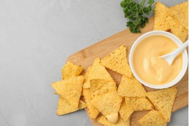 Salsa de queso vegano