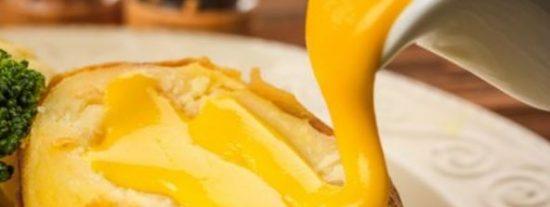 Salsas de queso rápidas