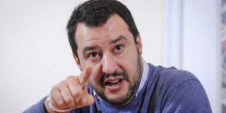 "Salvini se burla de Conte: ""Lamento que hayas tenido que aguantarme durante un año"""