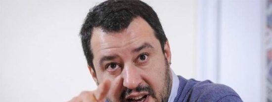 A Matteo Salvini, ministro del Interior de Italia, le 'importa un comino' que Mallorca le haya declarado persona 'non grata'