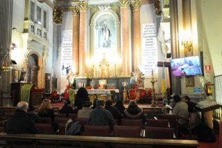 Cada iglesia, un hogar: así son los templos de la Red Internacional de Iglesias 'Hospital de Campaña'