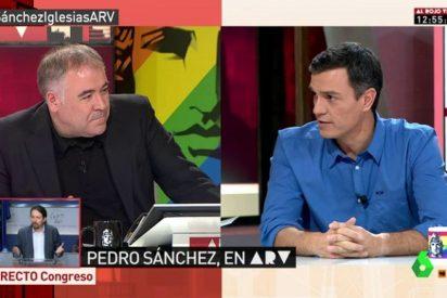 La entrega a Pedro Sánchez pasa factura: hunde a los informativos de laSexta
