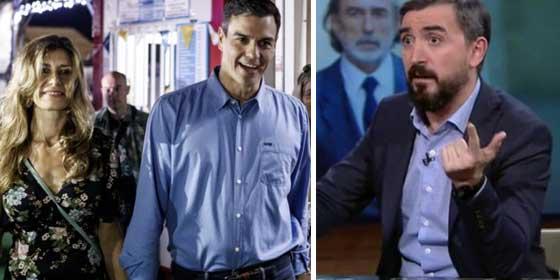 Gazpacho de palos a Escolar y los suyos por intentar engañar justificando el esperpento de Sánchez en el FIB a costa del contribuyente
