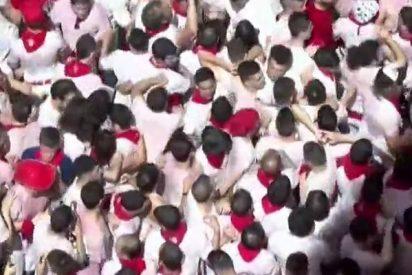 Comienzan los Sanfermines en un ambiente de fiesta y reivindicación