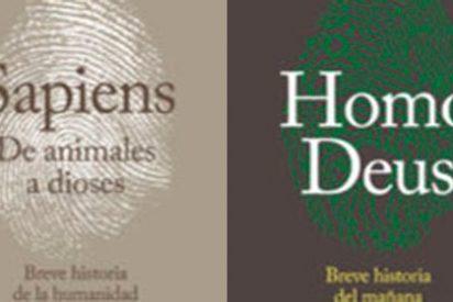 Sapiens. 'De animales a Dioses' y 'Homo Deus' de Yuval Noah Harari