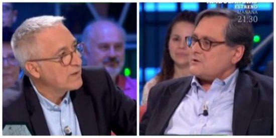 """Paco Marhuenda revienta por los aires la última """"locura"""" de Sardá para pacificar Cataluña al gusto del golpismo"""