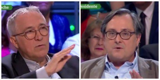 """Marhuenda incendia laSexta riéndose de las críticas de Sardá a Casado: """"Si quieres show, ponte en pelotas"""""""