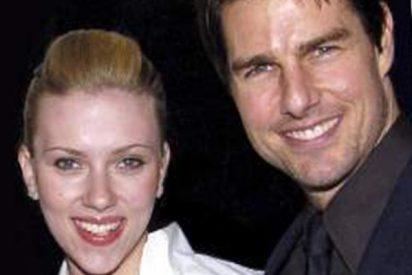 Scarlett Johannson habla por fin sobre su comentada relación con Tom Cruise