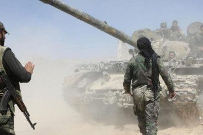 El Ejército sirio lanza una operación a gran escala en Daraa