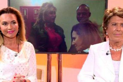 El polígrafo de 'Salvame' dicta sentencia antes que un juez sobre la deuda de Raquel Mosquera