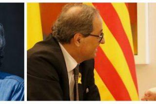 De los chicos de Pujol a los chicos del 'procés': Gallego-Díaz da estatus de hombre de Estado al racista Torra