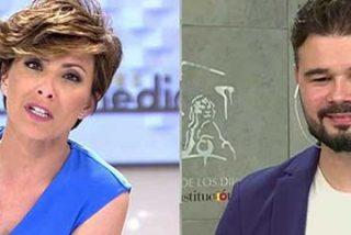 """Apunta, Sánchez, detrás de Torra hay todo esto: """"No vamos a mercadear con el 1-O, sino a defenderlo"""""""