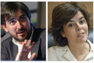 La izquierda mediática y El Mundo hacen pinza para aplastar a Casado y conseguir que gane su favorita Soraya