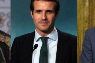 ¡No hay más preguntas, señoría! Zapatero se deshace en elogios a Soraya y hace campaña involuntaria por Casado