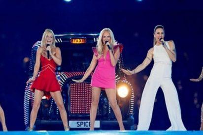 Así fue la exhibición de las Spice Girls en Londres que muestra el poder femenino