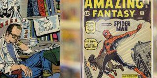 Muere a los 90 años Steve Ditko, cocreador de Spiderman