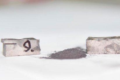 Crean por primera vez un supermaterial con propiedades magnéticas