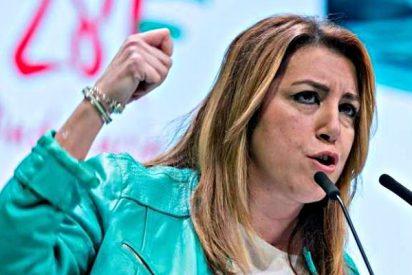 El pésimo consejo de Susana Díaz a unos jóvenes socialistas que provocó una sonrojante estampida