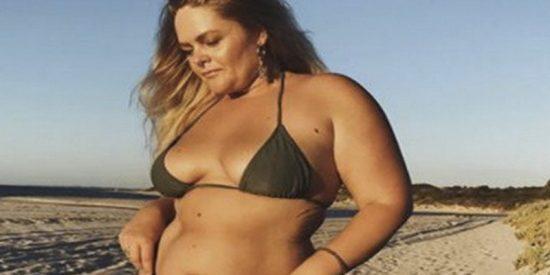 Mujeres que ignoraron los estándares de belleza y se pusieron sus bikinis