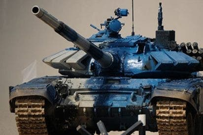 Así fue la impresionante 'batalla' de tanques en el biatlón de los Juegos Militares Internacionales