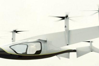 Así es el taxi volador de Rolls-Royce