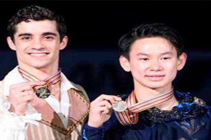 Muere apuñalado el patinador Denis Ten, bronce olímpico en Sochi