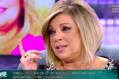 Se descubre lo que hizo Terelu Campos tras hablar de su cáncer en el 'Deluxe': ¿Se fue de fiesta?